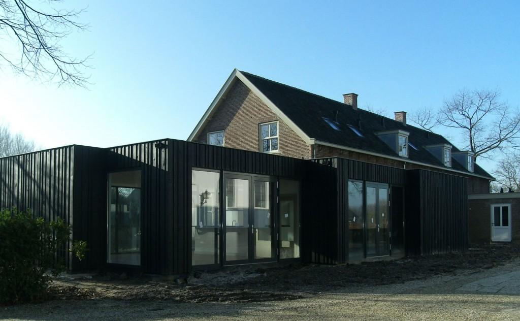 Gemeenschapshuis, Enspijk, ism architectenbureau HvdWielen